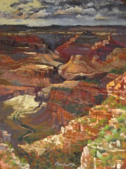 Canyon Maze, Jan Thompson