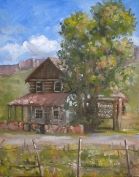Freemon's Ranch, Jan Thompson