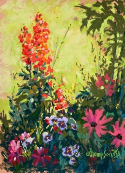 Jenny's Garden, Jan Thompson