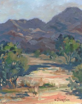 Outback Tubac, Jan Thompson