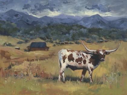 Pagosa Longhorn, Jan Thompson
