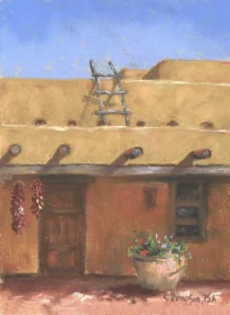 Up On a Roof, Jan Thompson
