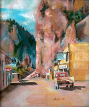 Creede 1959, Jan Thompson