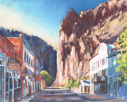 Good Evening Creede, Jan Thompson