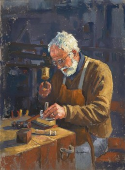 The Silversmith, Jan Thompson