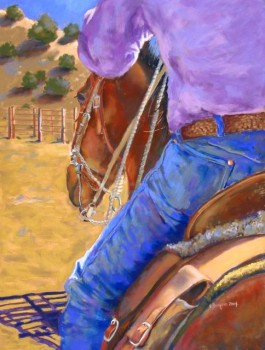 Ready to Rope, Jan Thompson